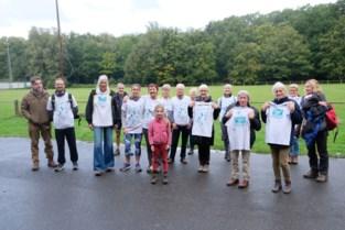 Wandelaars brengen 1.750 euro samen voor Vluchtelingenwerk Vlaanderen