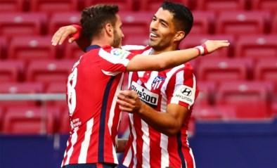 Luis Suarez mist debuut bij Atletico niet: twee goals en één assist in doelpuntenkermis tegen Granada