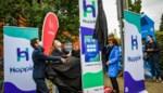 Veertien Leuvense mobipunten officieel geopend tijdens Autoloze Zondag