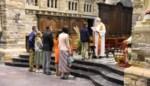 Vormselmarathon in Herne: 115 kinderen krijgen elk om beurt eigen viering