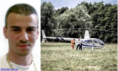 Het ontsnappingsplan van Mike G.: een amateuristische kopie van 'helikoptervlucht' Sekkaki
