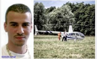 Ontsnappingsplan Mike G.: een (amateuristische) kopie van 'helikoptervlucht' Sekkaki