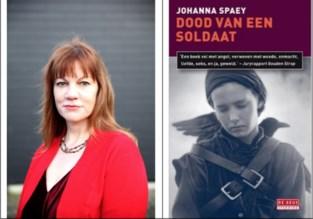 Davidsfonds nodigt schrijfster Johanna Spaey uit