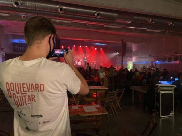 450 bezoekers voor samenwerkingsverband Boulevard Guitar