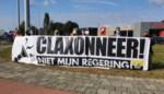 Vlaams Belang Turnhout claxonneert tegen Vivaldi