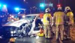 Man zwaargewond nadat hij controle over stuur was verloren op brug