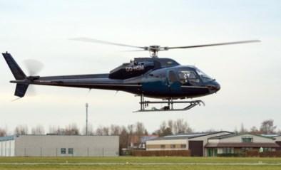 Vier personen gearresteerd in onderzoek naar helikopterkaping in Deurne waarbij pilote (36) bedreigd werd