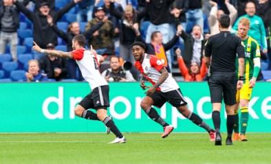 Weergaloos! Centrale verdediger van Feyenoord scoort heerlijke doelpunt met verre omhaal