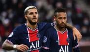 Thomas Foket kan met Reims niets rapen tegen sterren van PSG, Mauro Icardi man van de match met twee treffers