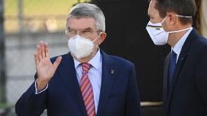 """IOC-voorzitter Bach: """"Geen deadline voor Tokio"""""""