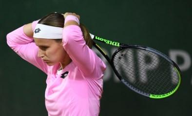 """Greet Minnen na kansloze uitschakeling op Roland Garros: """"Ik speel zonder vertrouwen"""""""