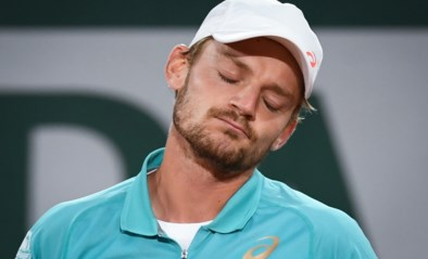 """David Goffin na verlies in eerste ronde Roland Garros: """"Mis momenteel het vuur"""""""