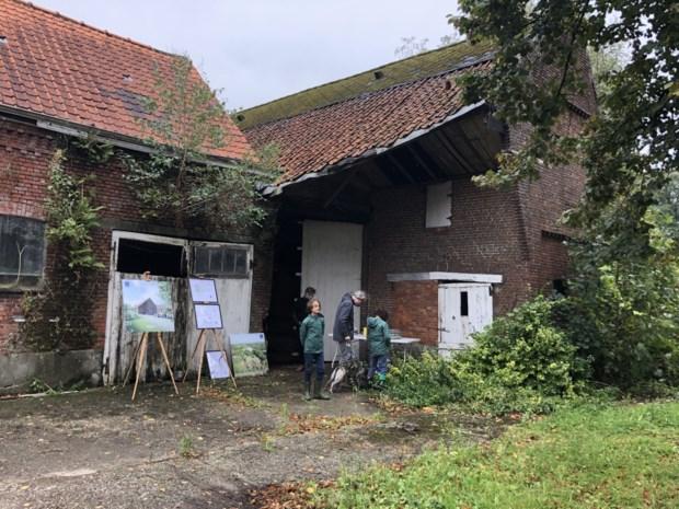Oude schuur wordt blikvanger in cohousingproject voor acht gezinnen