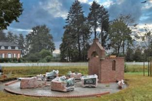 Kapel herrijst in vroegere dodenbocht aan de Zavel