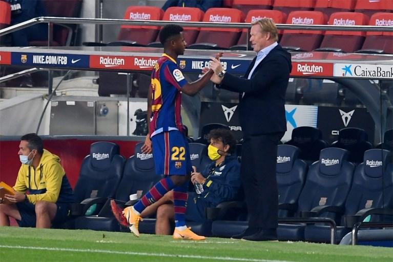 Ansu Fati niet uitgeroepen tot Man van de Match bij FC Barcelona… omdat hij te jong is