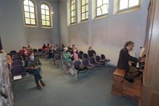 Orgel Ekeren trekt de gemeentegrens over
