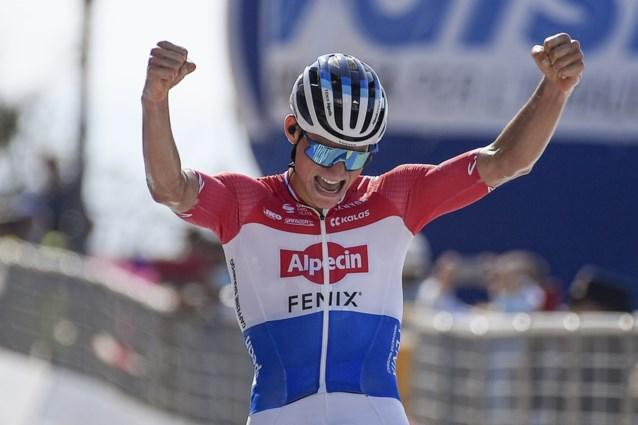 """Mathieu van der Poel wil BinckBank Tour winnen: """"Op WK zou ik niet met de besten zijn boven gekomen"""""""