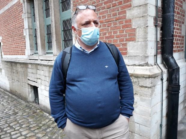 """Rechtszaak tegen Marc Van Ranst: """"Ik zou die tweet morgen opnieuw sturen als het nodig zou zijn"""""""