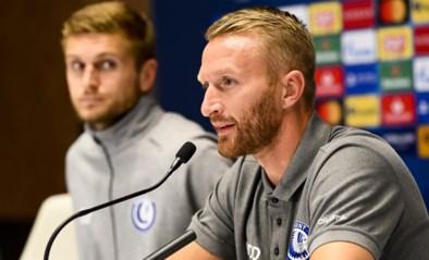 """Wim De Decker moet met AA Gent Odjidja en Yaremchuk missen tegen Dinamo Kiev: """"Maar we zijn er mentaal klaar voor"""""""