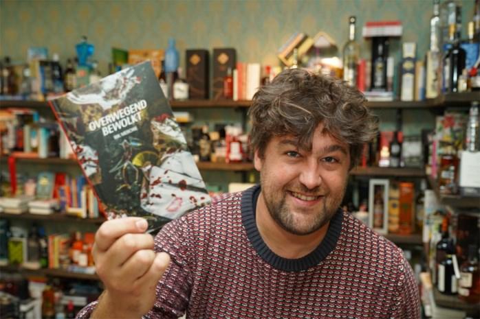 """Gentenaar duikt in het nachtleven van Bilbao met zijn eerste novelle: """"Zee van tijd door de lockdown"""""""