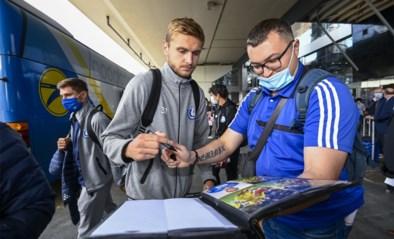 """AA Gent-verdediger Igor Plastun verklaart wegwerpgebaar van zaterdag: """"Emotionele reactie omdat we steun nodig hebben"""""""