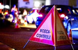 Politie haalt vier bestuurders onder invloed van alcohol of drugs uit verkeer