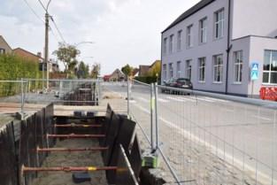 Elia legt elektriciteitskabels aan in Middelweg: verkeerssituatie wijzigt