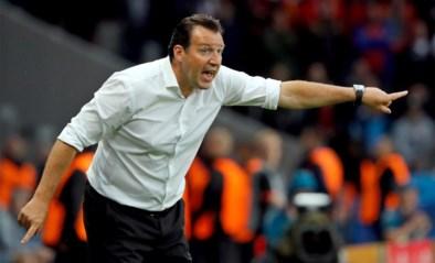 """Marc Wilmots na ontslag van Schalke-trainer: """"Ik heb al veel berichtjes van fans gehad"""""""