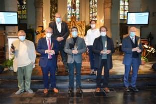 Dirk Brossé en Paul Van Nevel ontvangen Adriaen Willaert Award