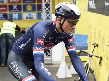 """Mathieu van der Poel gaat vol voor de eindzege in de BinckBank Tour: """"Ik voel dat ik er eindelijk opnieuw klaar voor ben"""""""