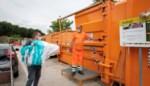 Blijvend reserveren voor het recyclagepark: er komt eind deze week een nieuwe tool