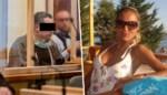 Liselotte had riem om haar hals en deken in haar mond, maar beschuldigde 'Facebook-moord' wentelde zich in zelfbeklag