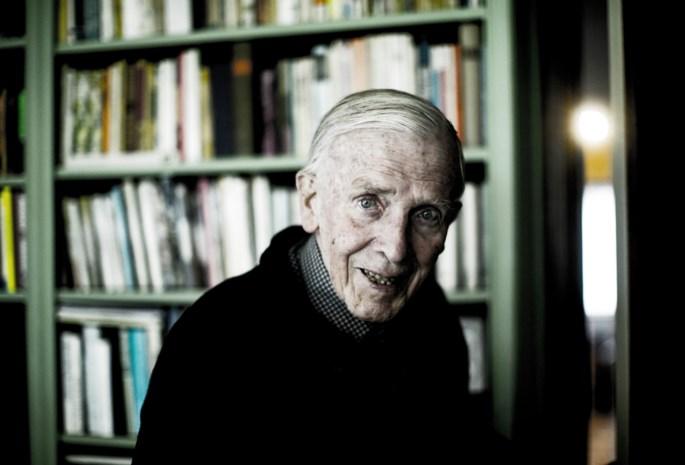 """Het laatste interview met Aster Berkhof: """"Ik vergeet veel, dat is het mooie aan oud zijn"""""""