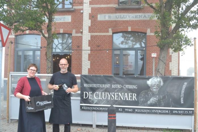Restaurant De Cluysenaar wordt op donderdag Café Corneel