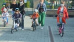 <I>Kijk ik fiets </I>leert de kleinsten fietsen