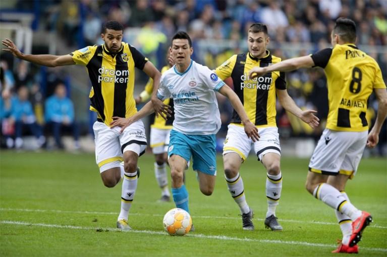 Club Brugge heeft Engelse verdediger in het vizier