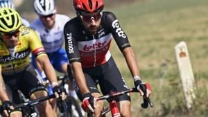 Lotto Soudal gaat met drie Belgen naar de Giro, Nibali kan rekenen op Ciccone