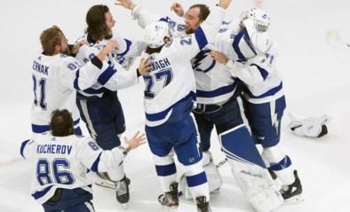 Favoriet Tampa Bay verovert tweede Stanley Cup tegen Dallas