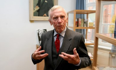 Schrijver Aster Berkhof, bekend van 'Veel geluk, professor!', overleden op 100-jarige leeftijd