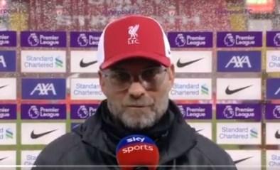 """Jurgen Klopp zet Roy Keane op zijn plaats voor de camera: """"Hoorde ik daar echt het woord slordig?"""""""
