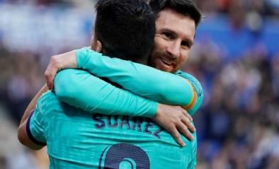 """Atletico-voorzitter droomt luidop: """"Messi en Suarez herenigen? Met hoop is alles mogelijk"""""""