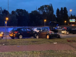 Ernstig verkeersongeval aan op- en afrittencomplex Wommelgem