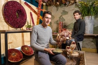 """Beroemde florist opent pop-upstore in Boomstraat: """"We misten het menselijke contact"""""""
