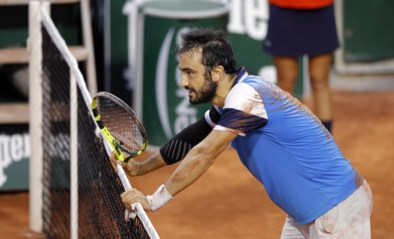 """Kwalificatiespeler Giustino wint op één na langste wedstrijd ooit op Roland Garros: """"Ik voel me perfect, straks ga ik een stukje lopen"""""""