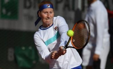 """Alison Van Uytvanck stoot met glans door naar tweede ronde op Roland Garros: """"De laatste weken waren niet makkelijk"""""""