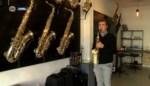 Saxofoon staat centraal in nieuwe muziekwinkel in Wilrijk