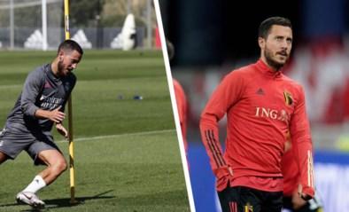 Bondscoach Martinez moet knoop doorhakken: Eden Hazard klaar voor Real Madrid, ook voor Rode Duivels?