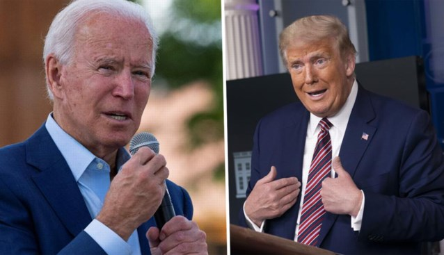 LIVE. Trump en Biden maken zich op voor hun eerste debat. Volg het hier vannacht vanaf 3 uur
