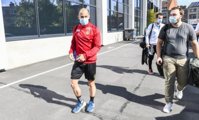 Steven Defour aangekomen op KV Mechelen maar traint vandaag nog niet mee