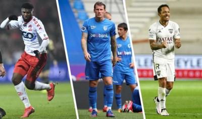 Nog één week tot de deadline: hoe is het met de transferkoorts bij de Belgische eersteklassers? Zo staat uw favoriete club ervoor